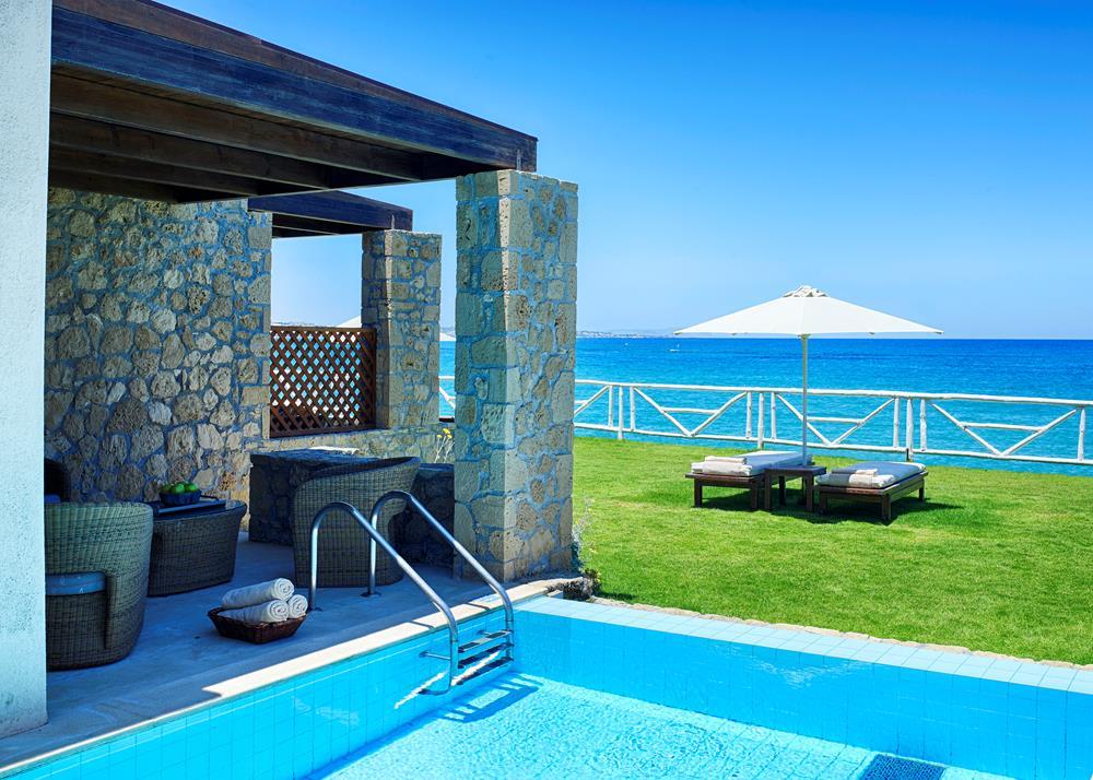 Ikaros Beach Luxury Resort Spa Malia Kreta Hotels Urlaub Malia