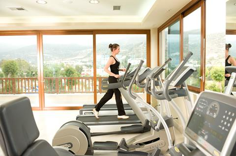 The Aura Spa - Gym