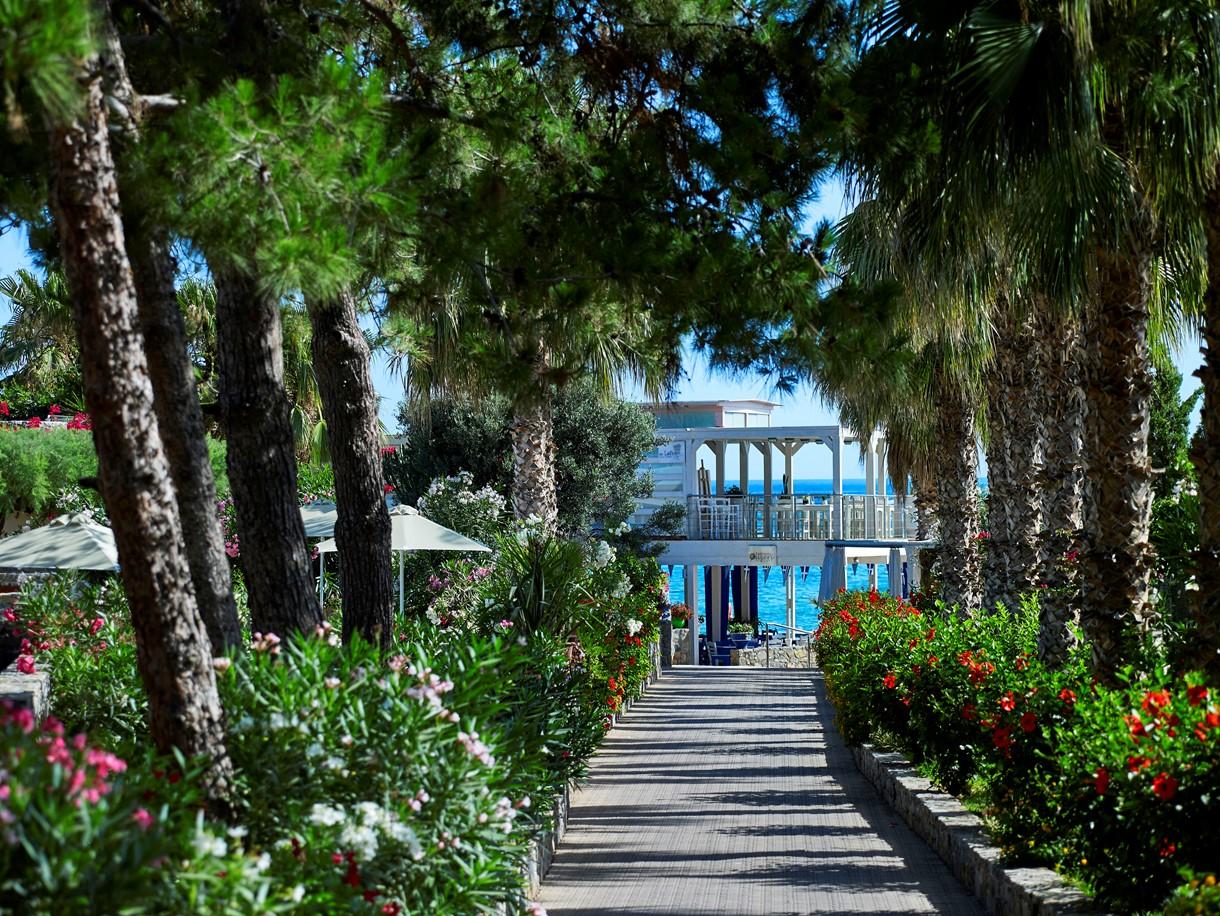 Ikaros Beach Resort Spa Hotel: luxury resort malia heraklion, hotels ...