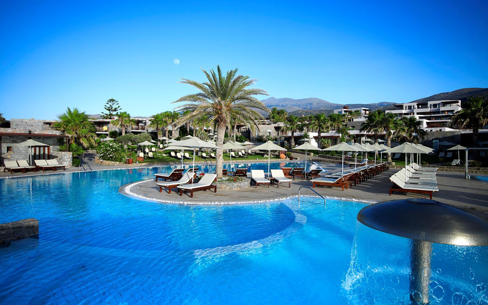 Ikaros Beach Luxury Resort Spa Hotel Malia Griechenland