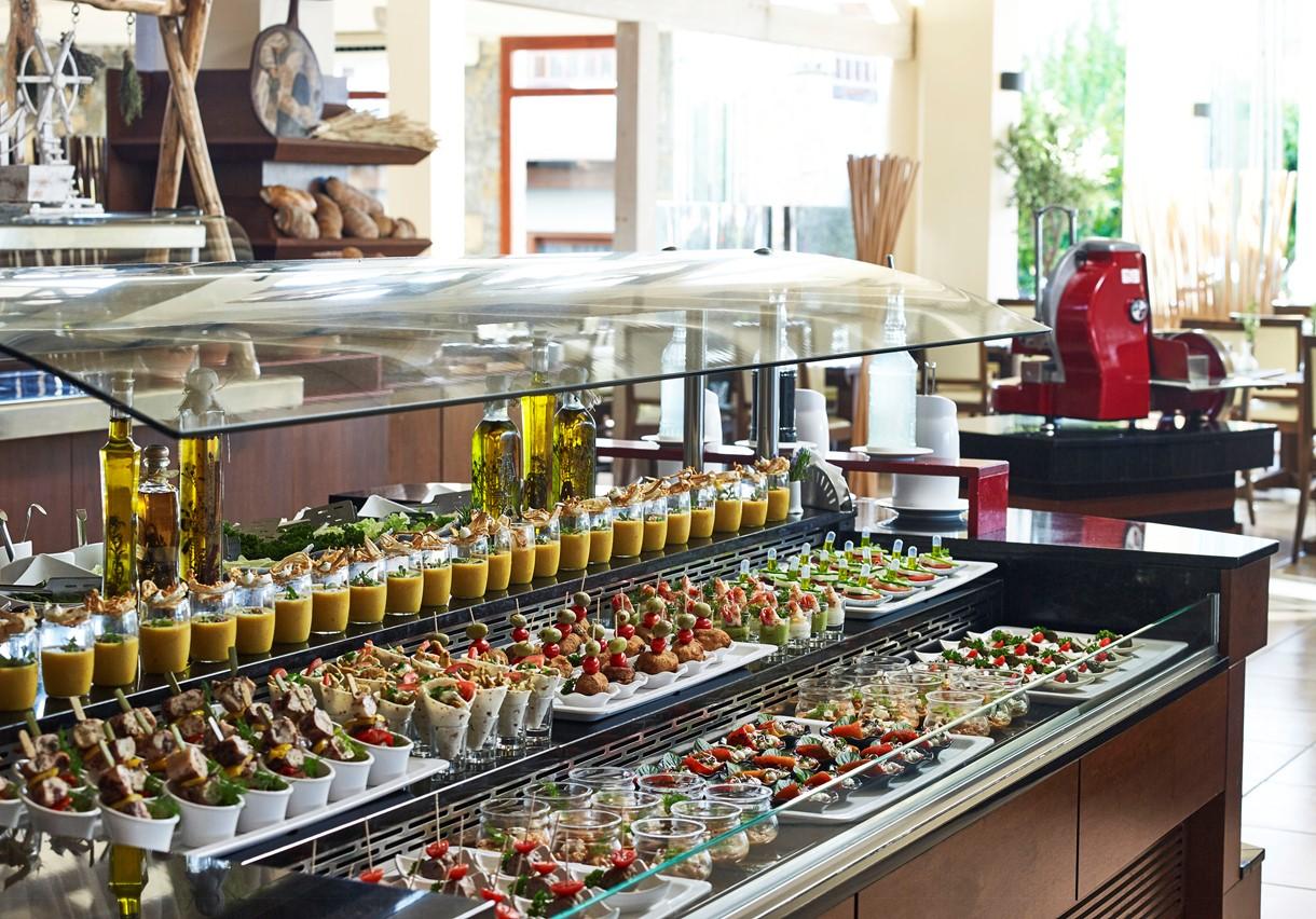 Olive restaurant buffet