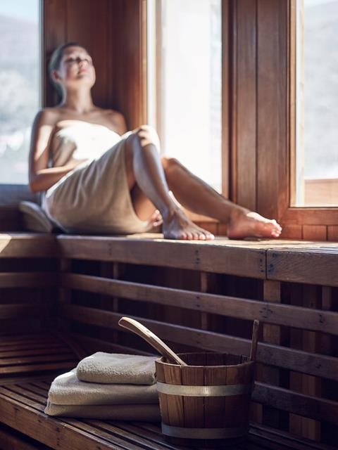 The Aura Spa - Sauna