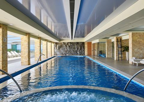 The Aura Spa - Indoor Pool