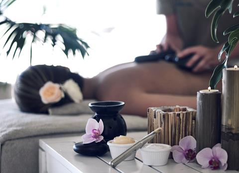 The Aura Spa - Massage
