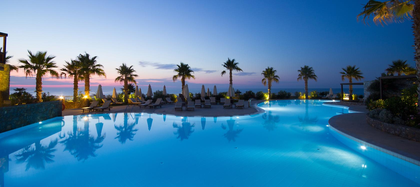 Special Packages Beach Resort Greece Special Offers Malia Crete